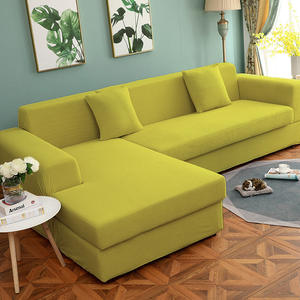 YRYIE All-inclusive Slip-resistant Three- Seater Armrest Sofa Cover Fabric Modern