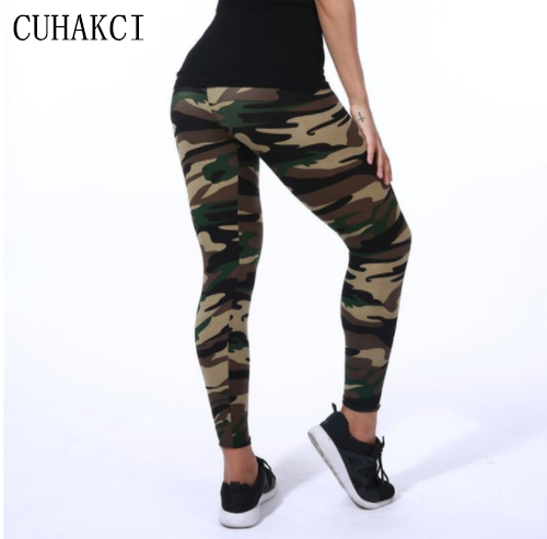 Cuhakci Workout Naadloze Ademend Gedrukt <span class=keywords><strong>Leggings</strong></span> Hoge Taille Casual Camouflage Zachte <span class=keywords><strong>Leggings</strong></span> Voor <span class=keywords><strong>Vrouwen</strong></span> 34 Stijlen