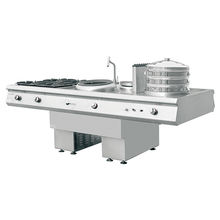 Customizable Heavy Duty commercial kitchen equipment for hotel restaurant