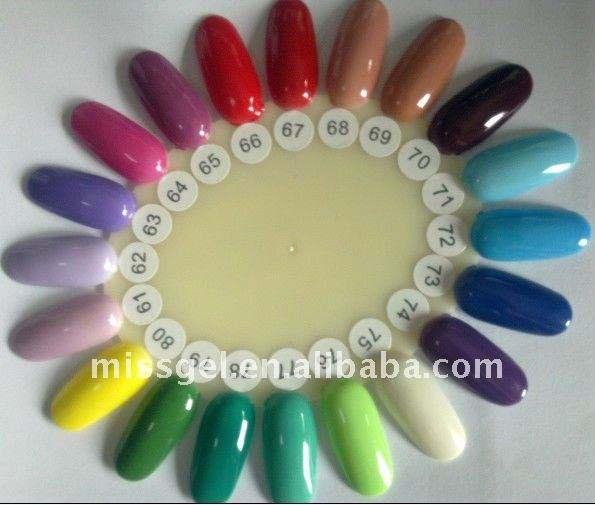uv gel polish de primera calidad para diseños de uñas