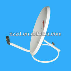 ku 35/45 cm hd mini antenna satellite