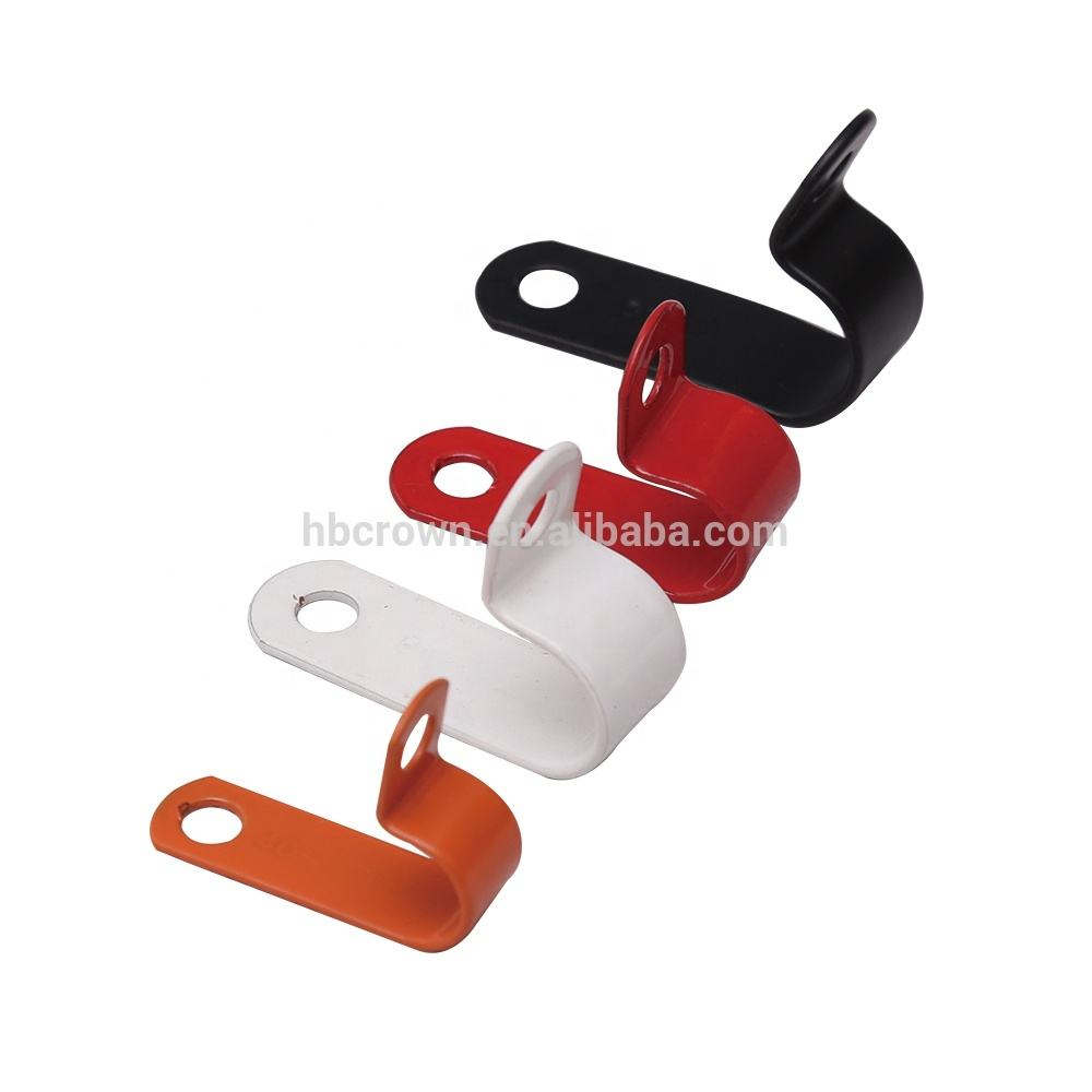 CWC-CMR2 Fire Proof Red Copper Cable Clips