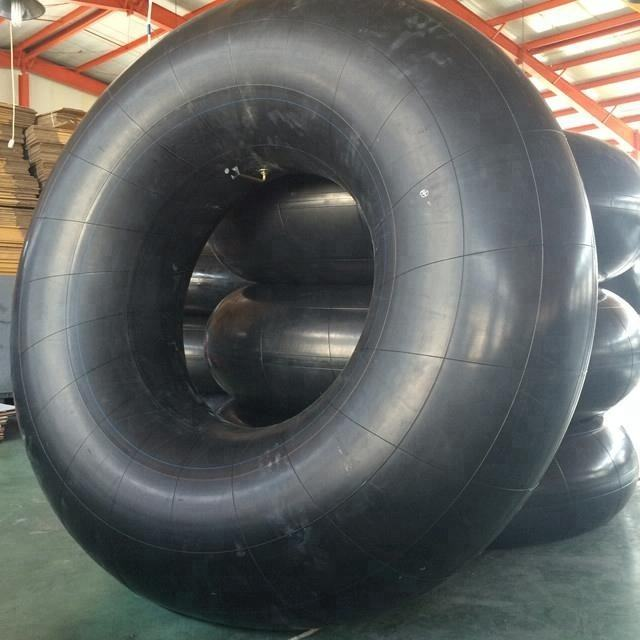 Heavy duty 13.6-28 tractor trailer tire inner tubes for sale