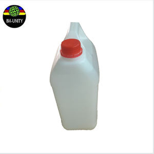 top quality 5 litre solvent ink clean liquid for digital printing head cleaning solution