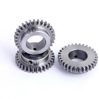 High Precision Metal Gear Wheel, Stainless Steel Spur Gear