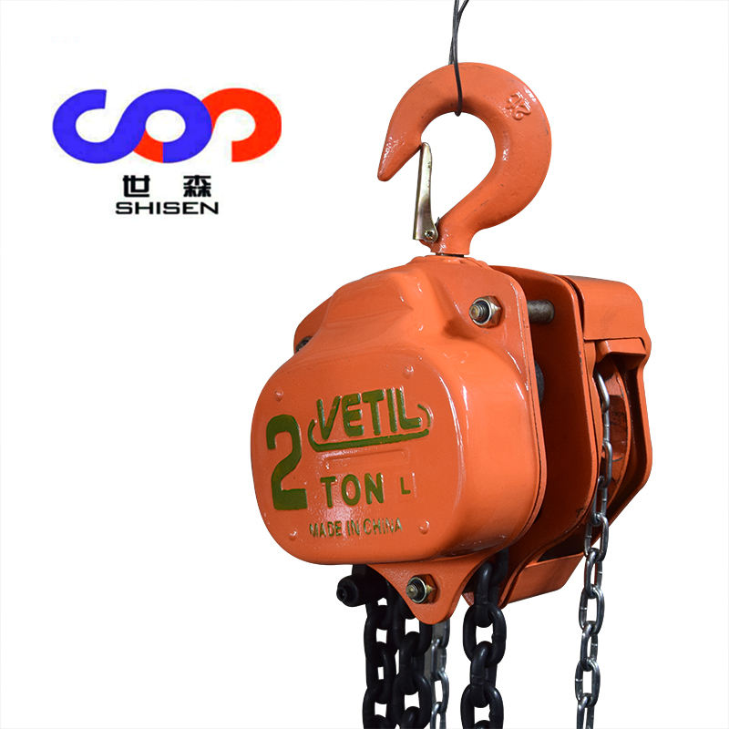 High quality chain block,chain hoist hand hoist HSZ-C/HS-C/HS-CK/HS-VT TYPE High Quality Construction Hoist