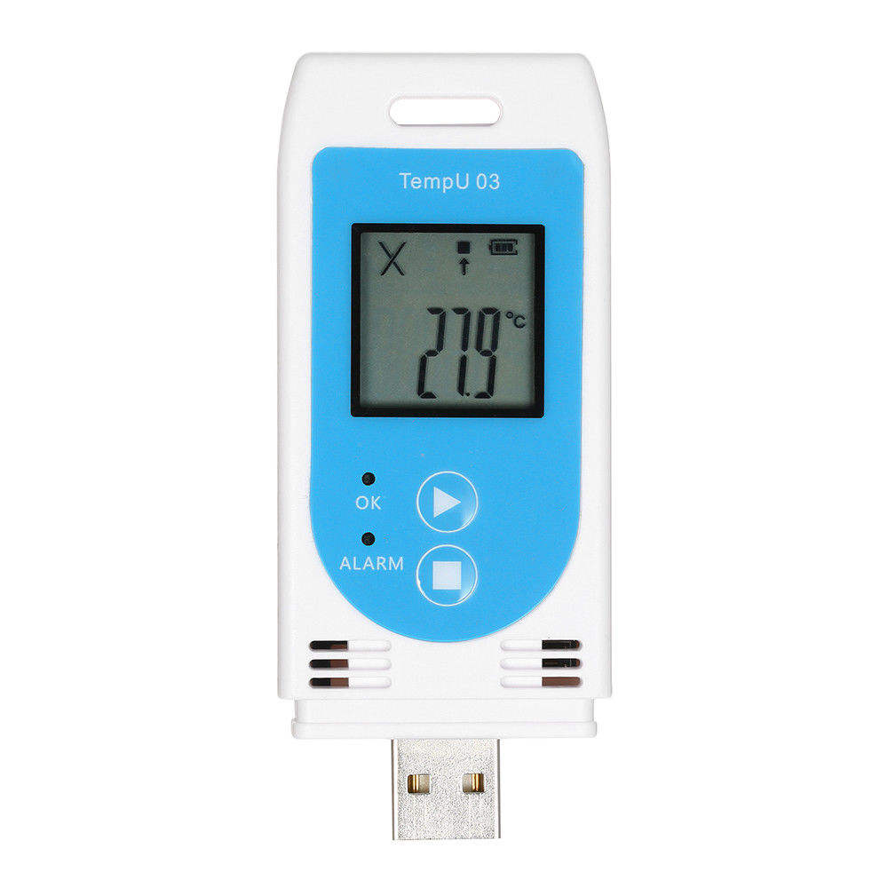 TZONE digital temperature monitor temp and humidity meter