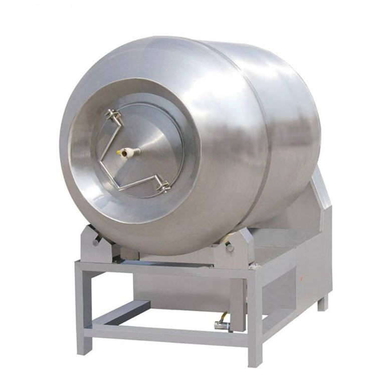 best sale new design vacuum food tumbler sausage machine for meat process use