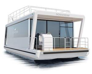 xury Container Homes Prefab Hotel Floating Homes on water