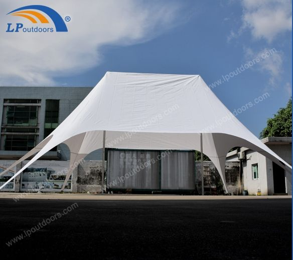 manufacture high quality party star tent in China