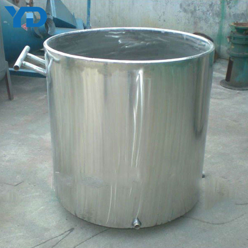 300L Stainless steel Paint Mixing Tank/vessel