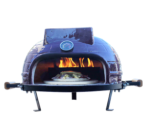 Tabletop Home&Garden Use 21inch Tandoor Ceramic Pizza Oven