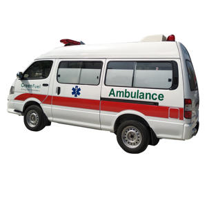 Cheap Golden Dragon Ambulance Vehicle XML5035XJH65 for Sale