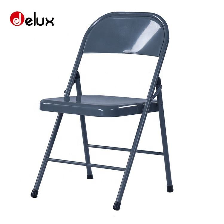 Cheap used metal folding chairs director all steel chair