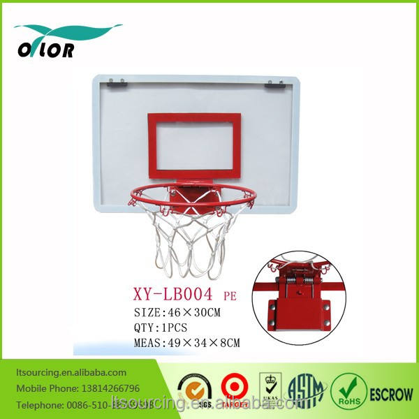 Mini office basketball hoop for kids for sale