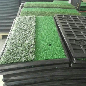 Mini portátil golf putting green mat A60