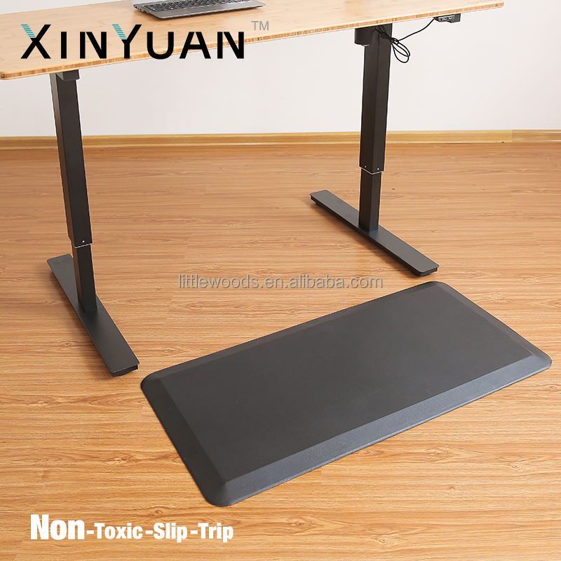 "3/4"" non-slip anti-fatigue ACTIVE comfort standing mat"