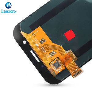 Hot Selling 100% Work Well Mobile Phone LCD Display for SAMSUNG A3 A5 A6 A7 A8 A9 2015 2016 2017 2018 Screen