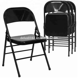 Cheap cost Padded Metal Folding Chairs/Foldable Chairs