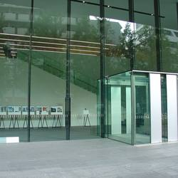 Aluminum Unitized Glass Curtain Wall
