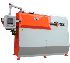Bending hoop machine High-speed processing system Stable and durable Easy to operate