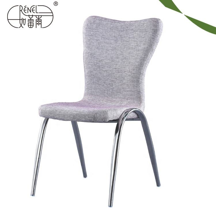 Renel hotselling Chair for office furniture Stainless Steel frame