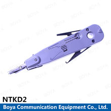 network and telecommunication equipmentpunch down tool - with 110 and 66 blades
