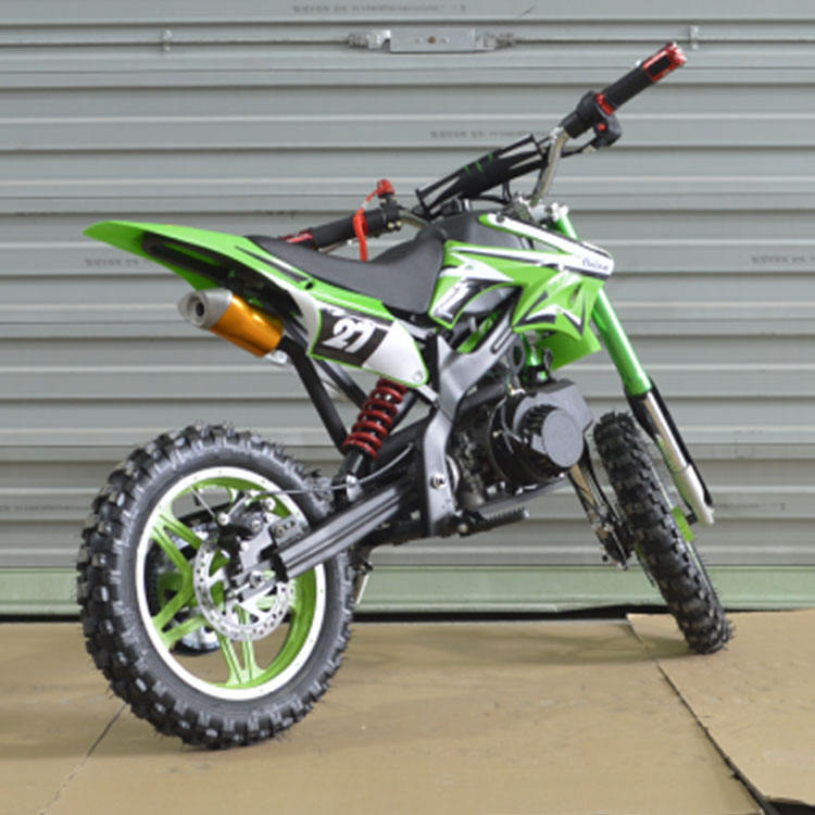 Cheap China made off road 49cc dirt bike gasoline and petrol motor bike