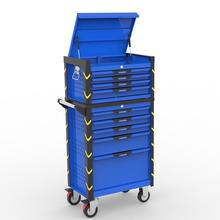 cheap metal tool cart heavy duty rolling tool cabinet with drawers