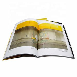fast delivery cheap professional brochure booklet catalog catalogue printing with index
