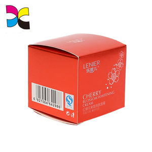 Wholesale custom health care products paper boxes small product packaging box