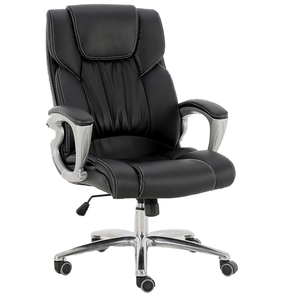 high quality leather Executive Swivel ergonomic wholesale reclining big and tall boss office Chairs