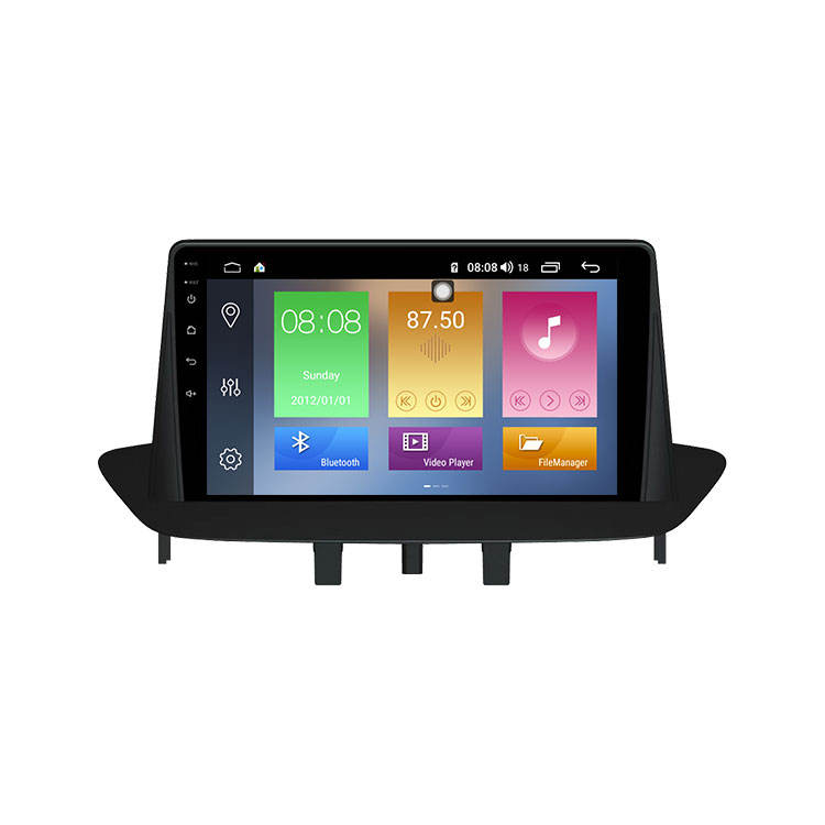 IOKONE Factory HD Touch Screen GPS Radio Car Multimedia System For Renault Megane 3 2014 2015