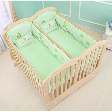 China Twin Baby Crib