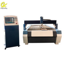 supplier china high performance automatic cnc plasma cutting machine water bed KCT