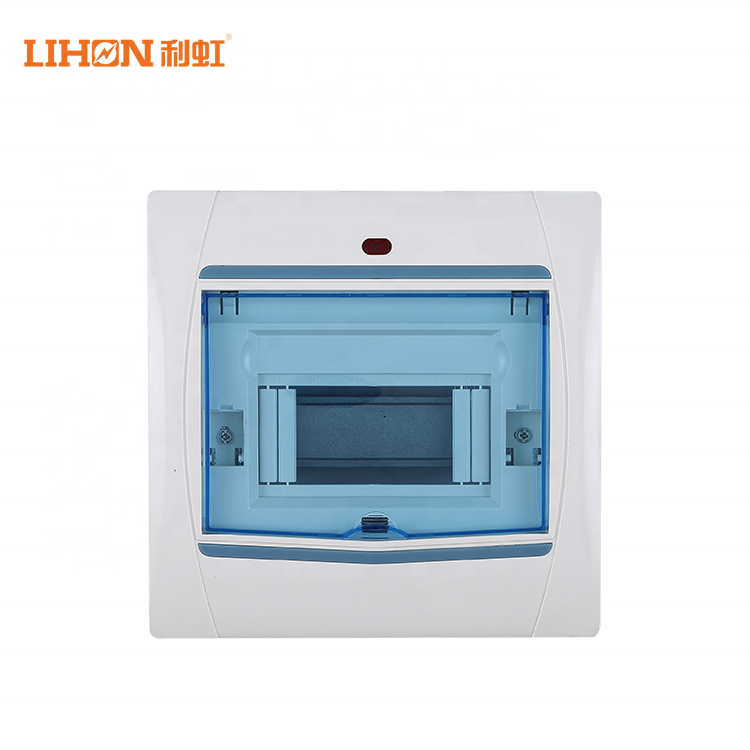 13 way with led indicator distribution box
