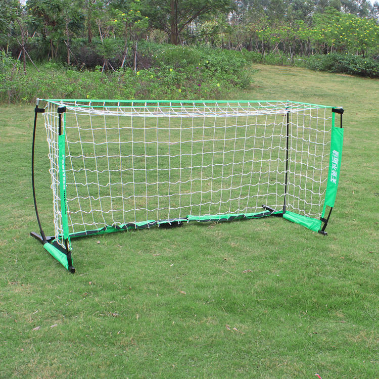 Soccer Goal Practice Training Net w/ Carrying Bag