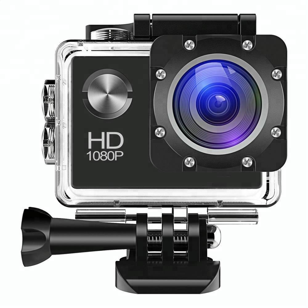 4K full 1080P hd wifi waterproof 30M sj4000 action camera with remote control