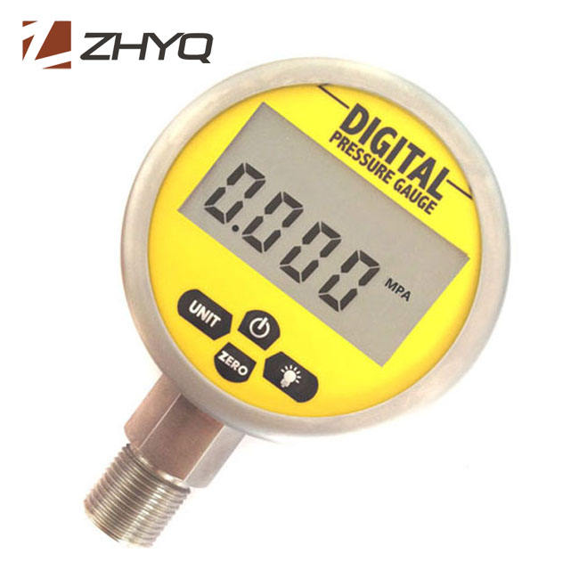 CE digital pressure gauge manometer