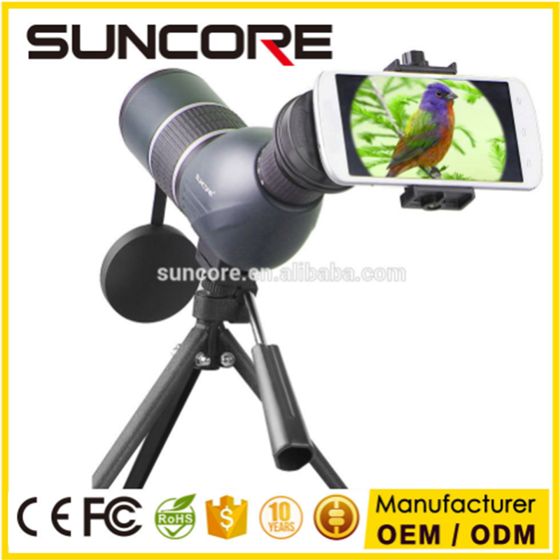 Suncore MS 12-36X50A Collimatie Spotting Scope
