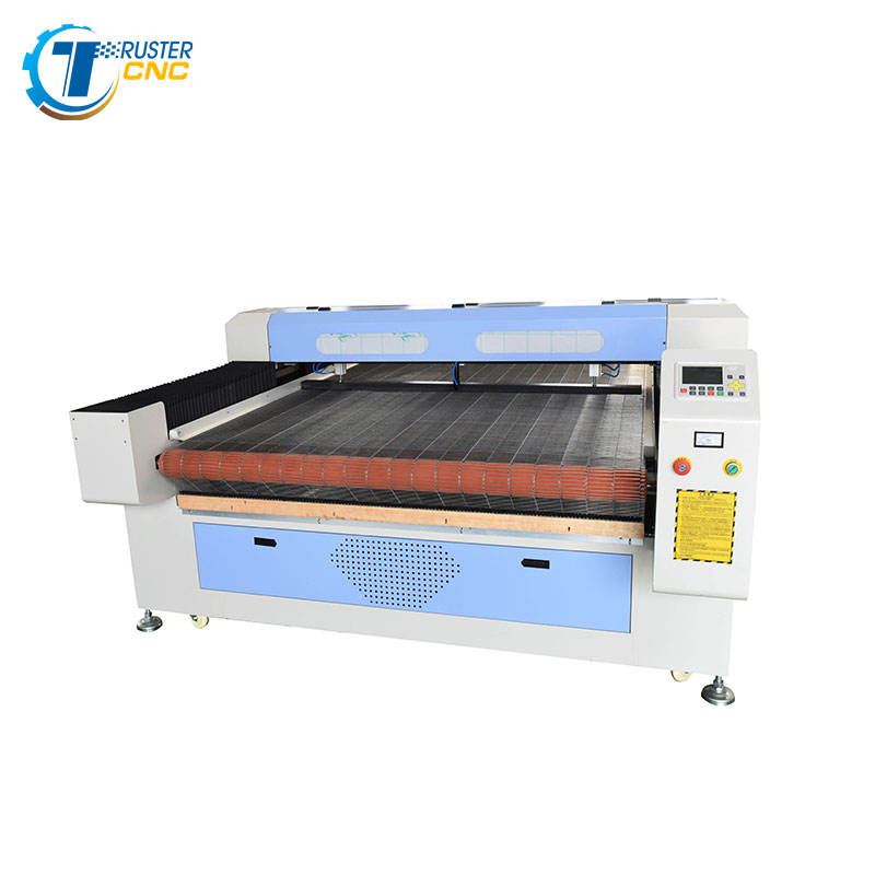 polypropylene rock wool laser cutting machine