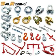Sail Rigging Forged Steel Hardware Rigging Hardware