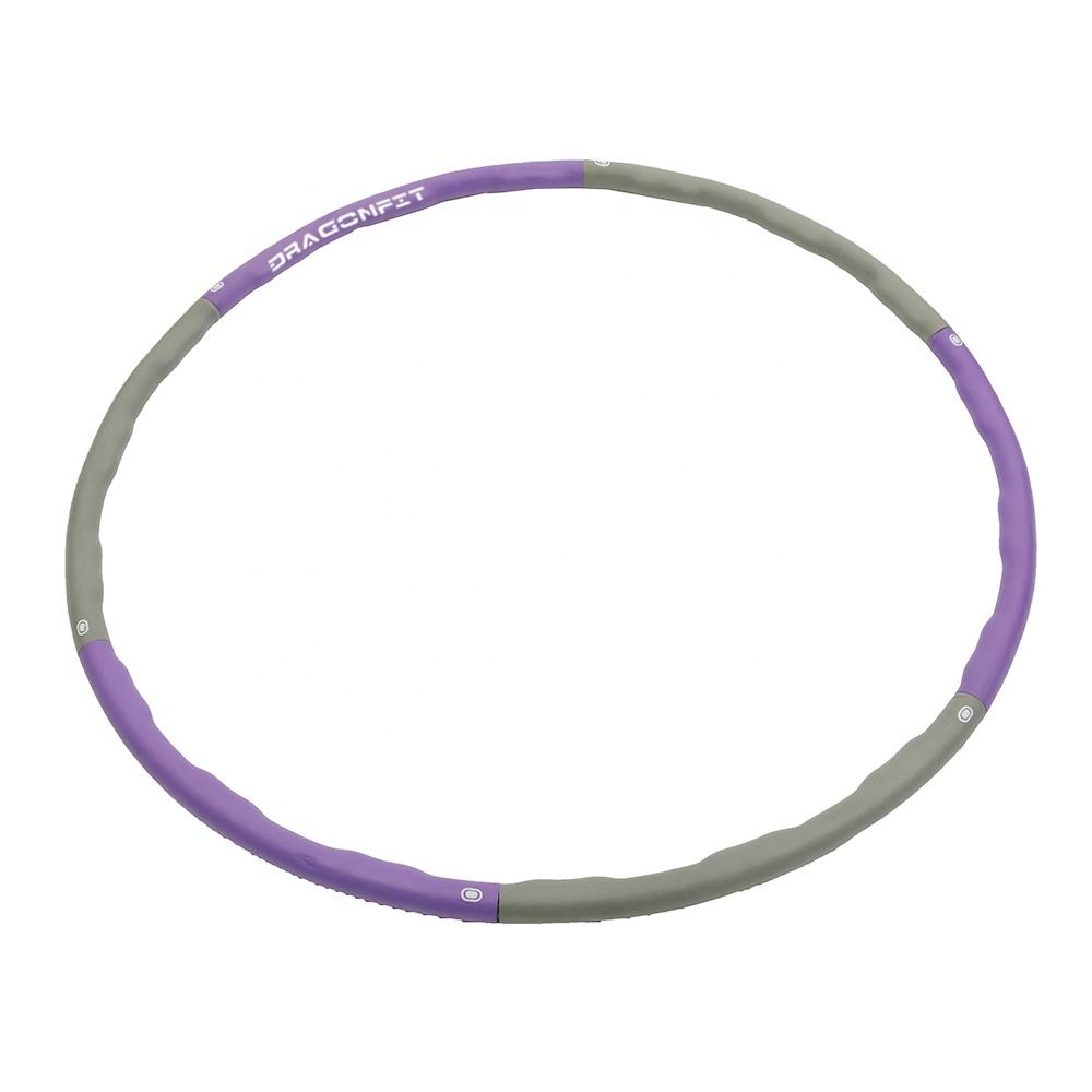 Weighted Hula Hoop Bundle/Exercise Hula Hoop