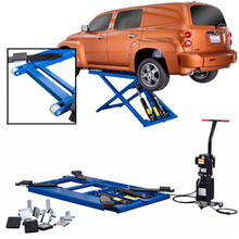 portable scissor lift used car scissor lift for sale