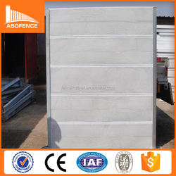 Factory sale highway noise barrier,sound barrier wall,anti noise panel fence factory