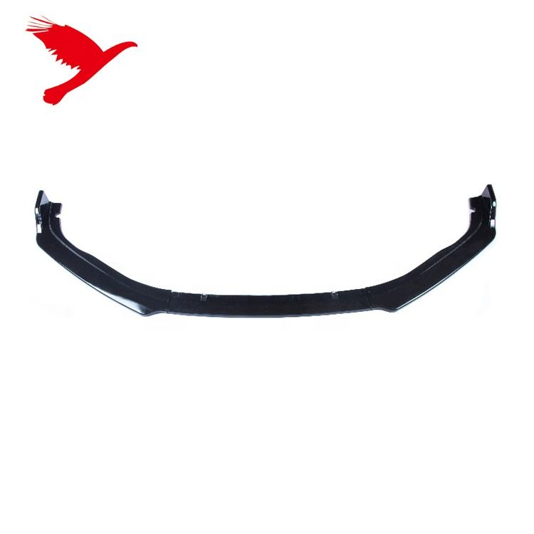 Car Accessories Parts Front Bumper Spoiler Skirt Protector Lips For Honda Accord 2018 2019