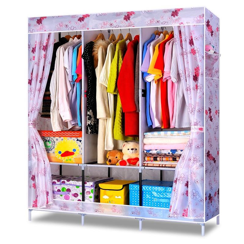 China factory direct bedroom closet design cheap wardrobe