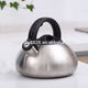 2019 Competitive price 3L China Manufacture whisting tea kettle
