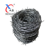 barbed wire roll price fence