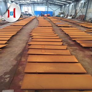 corten steel plate price B480 SPA-H Hot rolled corten steel m2 price mill finish